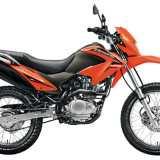 NXR 150 BROS 2012 Laranja