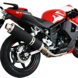 COMET GT 650R 2012 Traseira