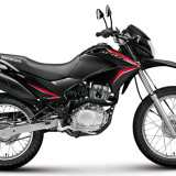 NXR 150 BROS 2013 PRETA