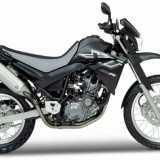 XT 660R 2005 PRETA
