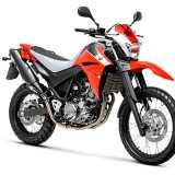 XT 660R 2014 Vermelha