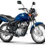 CG 125 FAN 2013 AZUL