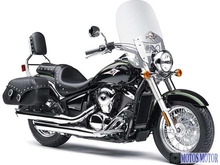 Kawasaki 900 Vulcan Classic LT 2015