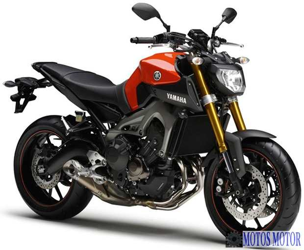 Yamaha MT-09 Brasil