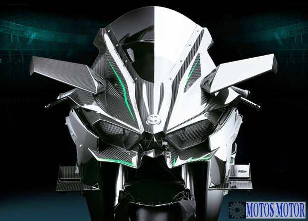 Kawasaki H2R 'asas'