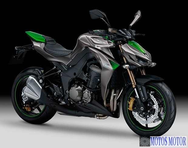 Z1000 2015 - Moto do Ano