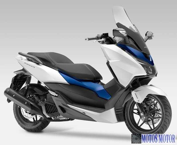 Forza 125 2015