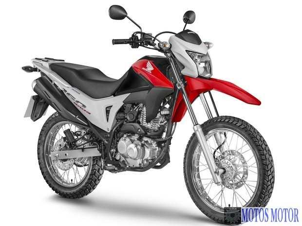 Nova Honda NXR 160 Bros