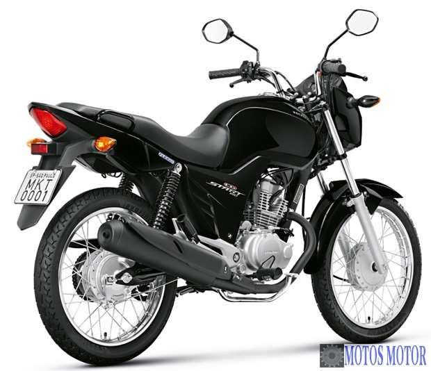 Honda CG 150 Start 2015