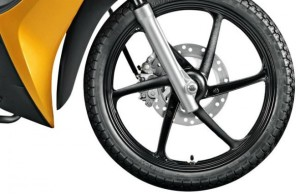 BIZ 125 Flex EX 2012 Roda 6 pontas
