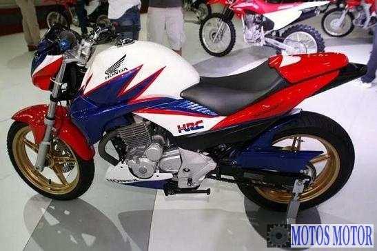 CB 300R 2012 V. HRC