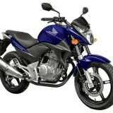 CB 300R 2011 Azul