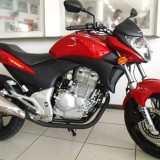 CB 300R 2012 Vermelha