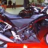 CBR 250R 2012 Preta
