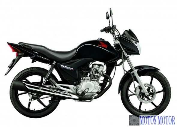 CG 150 TITAN 2012 Preta