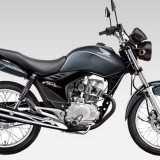 CG 150 FAN 2012 Prata