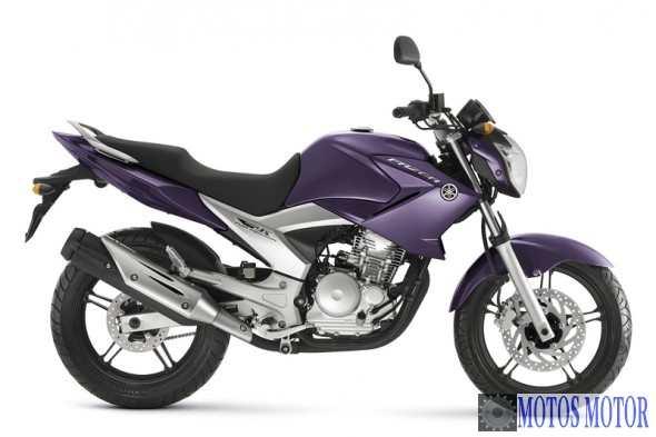 FAZER YS-250 2012 Roxa