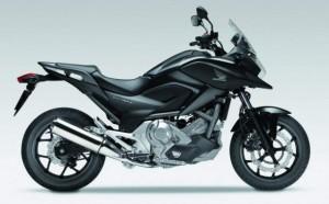 NC 700X 2012 Preta