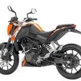 KTM DUKE 125 2012