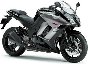 Kawasaki Ninja 2012 Frente
