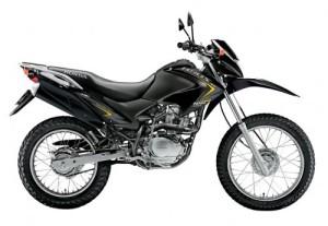NXR 150 BROS 2012 Preta