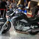 Suzuki GW 250 2012 Salão