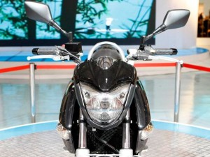 Suzuki GW 250 2012 Farol