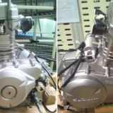 Suzuki GW 250 2012 Motor