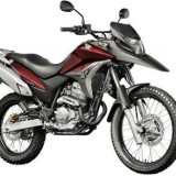 XRE 300 2011 Vermelha