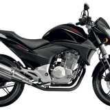 CB 300R 2011 Preta