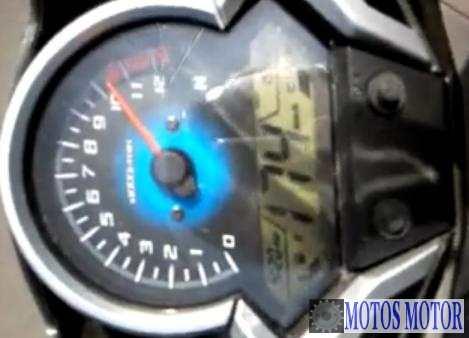 CBR 250R 2012 174Km/h