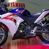 CBR 250R 2012 Lançamento
