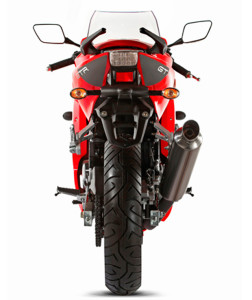Comet GT 250R 2013 Traseira