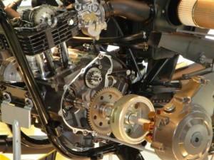 APACHE 150 2012 Motor