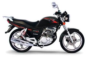 GSR 150i 2014 Preta