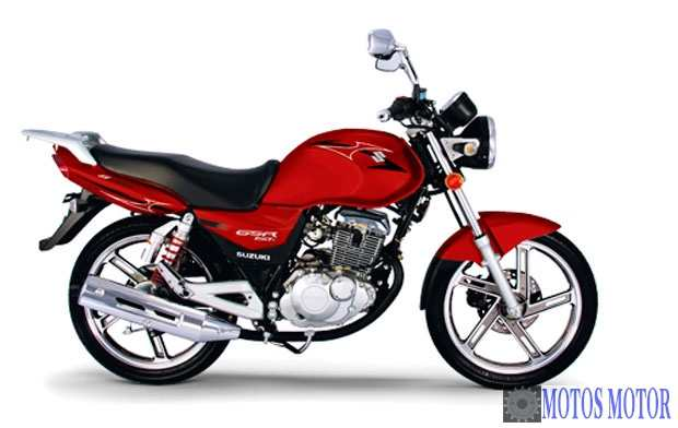 GSR 150i 2014 Vermelha