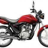 CG 125 FAN 2012 Vermelha