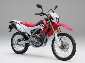 CRF 250L 2012 Lateral