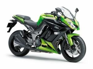Kawasaki Ninja 2012 Verde