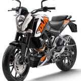 KTM DUKE 200 2013 Frente