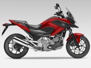 NC 700X 2012 Vermelha