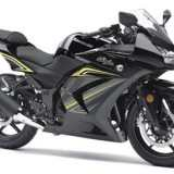 Ninja 250R 2012 Preta