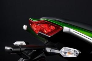 Kawasaki Ninja 2012 LED