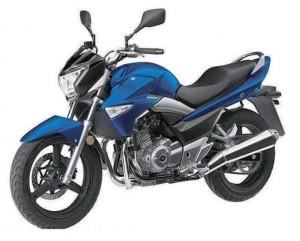 Suzuki GW 250 2012 Azul