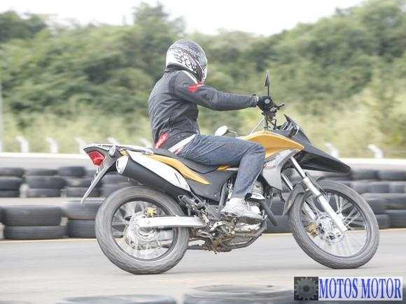 XRE 300 2011 Amarela