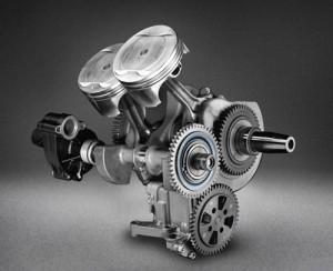 XT 1200Z Super Ténéré 2012 Motor