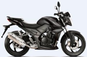 DAFRA NEXT 250 Preta (2012)