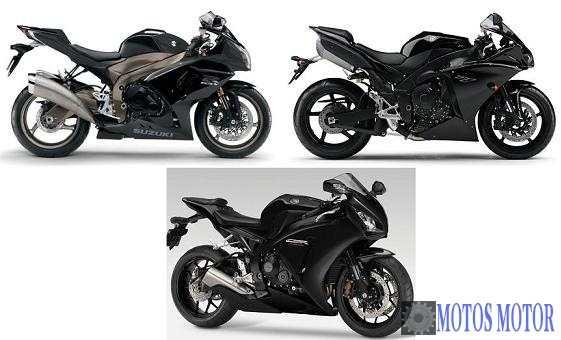 GSXR1000 YZFR1 CBR1000RR