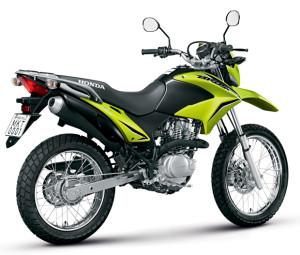 NXR 150 BROS 2013 VERDE