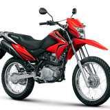 NXR 150 BROS 2013 VERMELHA